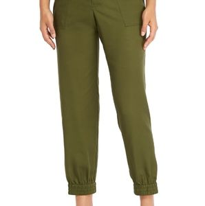 NWT! The limited twill jogger pants